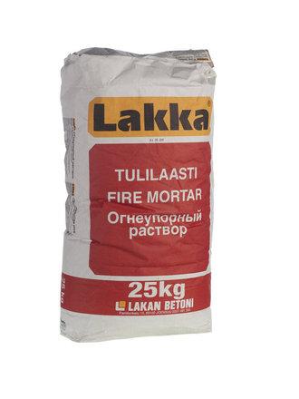Как приготовить огнеупорный раствор